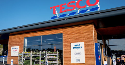 Tesco to end refrigerant use for air conditioning